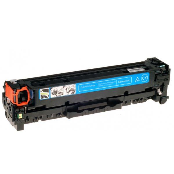 Toner Kompatibel zu HP CE411A (305A) cyan