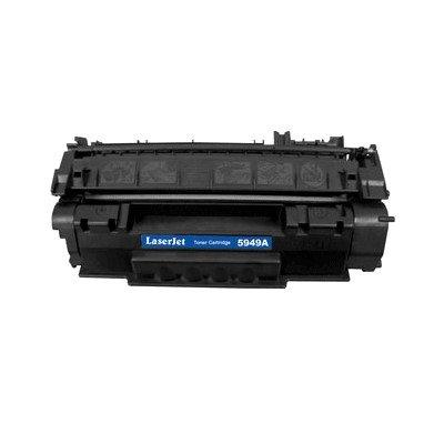 Toner Kompatibel zu HP Q5949X (49X) schwarz
