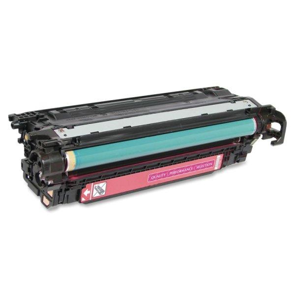 Toner Kompatibel zu HP CE253A (504A) magenta