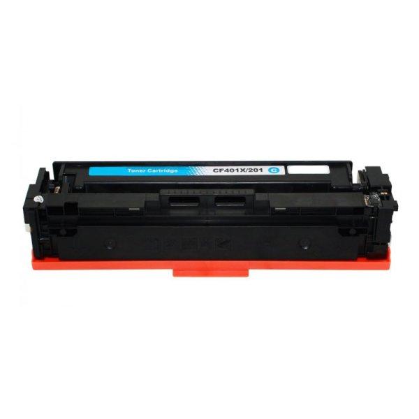 Toner Kompatibel zu HP CF401X (201X) cyan