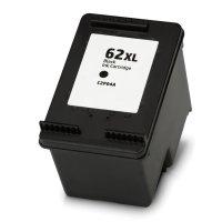 Druckerpatrone Kompatibel zu HP C2P05AE (62XL) schwarz