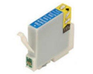 Druckerpatrone Kompatibel zu Epson T0322, C13T03224010 cyan