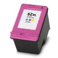 Druckerpatrone Kompatibel zu HP C2P07AE (62XL) 3-farbig
