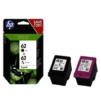 Druckerpatrone Multipack Original HP N9J71AE (62)...