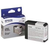 Druckerpatrone Original Epson T5801, C13T580100 foto-schwarz