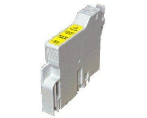 Druckerpatrone Kompatibel zu Epson T0324, C13T03244010 gelb