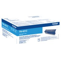 Toner Original Brother TN-421 C cyan