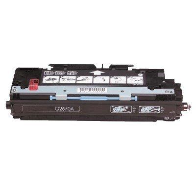Toner Kompatibel zu HP Q2670A schwarz