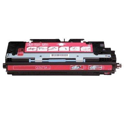 Toner Kompatibel zu HP Q2673A magenta