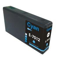 Druckerpatrone Kompatibel zu Epson T7012, C13T70124010 cyan