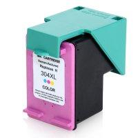 Druckerpatrone Kompatibel zu HP N9K07AE (304XL) 3-farbig