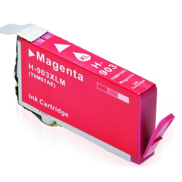 Druckerpatrone Kompatibel zu HP T6M07AE (903XL) magenta