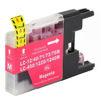 Druckerpatrone Kompatibel zu Brother LC-1220 M / LC-1240...
