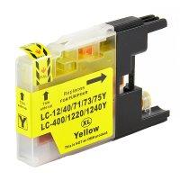 Druckerpatrone Kompatibel zu Brother LC-1220 Y / LC-1240...