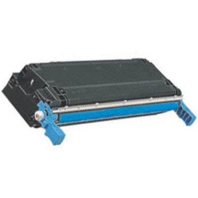 Toner Kompatibel zu HP C9731A cyan