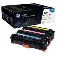 Toner Multipack Original HP CF372AM (304A) cyan, magenta,...
