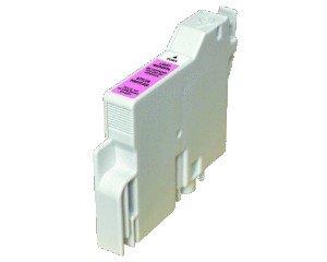 Druckerpatrone Kompatibel zu Epson T0336, C13T03364010 foto-magenta