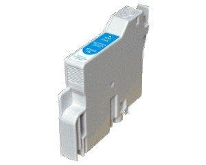 Druckerpatrone Kompatibel zu Epson T0422, C13T04224010 cyan