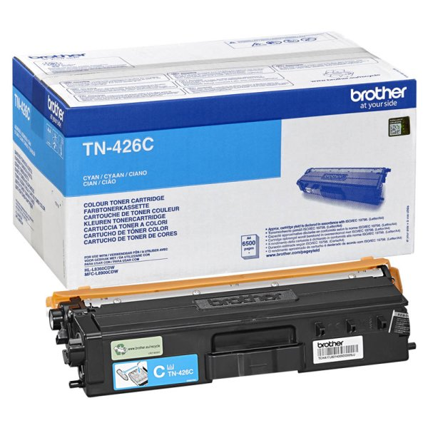 Toner Original Brother TN-426 C cyan