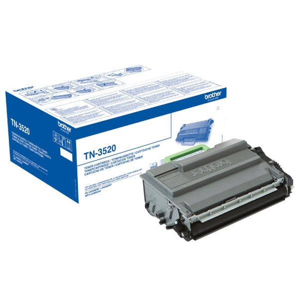 Toner Original Brother TN-3520 schwarz