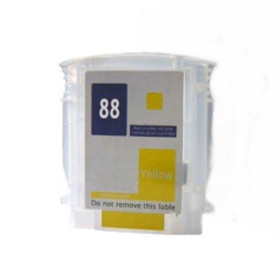 Druckerpatrone Kompatibel zu HP C9393AE (88) gelb