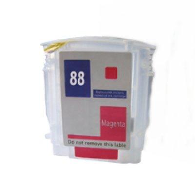 Druckerpatrone Kompatibel zu HP C9392AE (88) magenta
