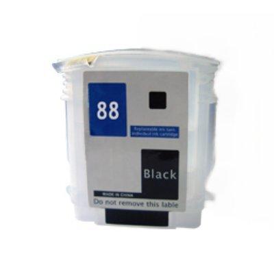 Druckerpatrone Kompatibel zu HP C9396AE (88) schwarz