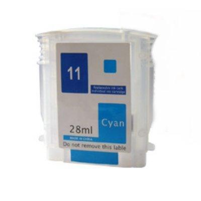 Druckerpatrone Kompatibel zu HP C4836AE (11) cyan