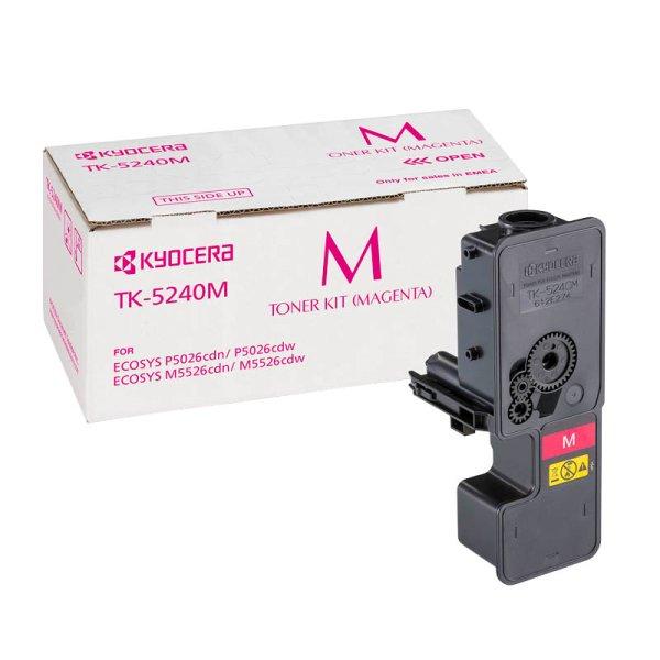 Toner Original Kyocera TK-5240M 1T02R7BNL0 magenta