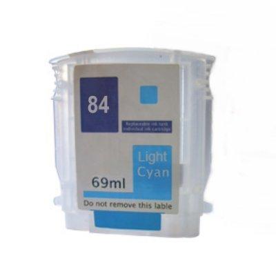 Druckerpatrone Kompatibel zu HP C5017A (84) foto-cyan