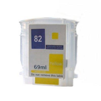 Druckerpatrone Kompatibel zu HP C4913A (82) gelb