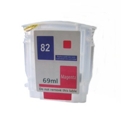 Druckerpatrone Kompatibel zu HP C4912A (82) magenta