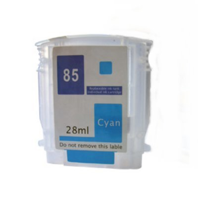 Druckerpatrone Kompatibel zu HP C9425A (85) cyan