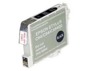 Druckerpatrone Kompatibel zu Epson T0441, C13T04414010 schwarz