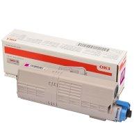 Toner Original OKI 46490606 C532 magenta