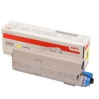 Toner Original OKI 46490605 C532 gelb