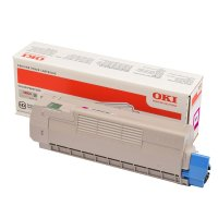 Toner Original OKI 46507506 C612 magenta