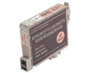 Druckerpatrone Kompatibel zu Epson T0486, C13T04864010 foto-magenta