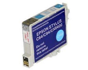 Druckerpatrone Kompatibel zu Epson T0442, C13T04424010 cyan