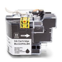 Druckerpatrone Kompatibel zu Brother LC-229 XL BK schwarz