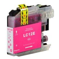 Druckerpatrone Kompatibel zu Brother LC-12EM LC12E M magenta