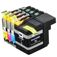 Druckerpatrone Multipack Kompatibel zu Brother LC-129 XL...