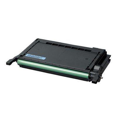 Toner Kompatibel zu Samsung CLP-C600A cyan