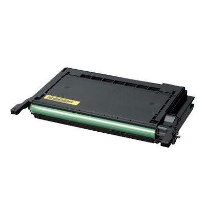 Toner Kompatibel zu Samsung CLP-Y600A gelb