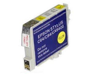 Druckerpatrone Kompatibel zu Epson T0444, C13T04444010 gelb