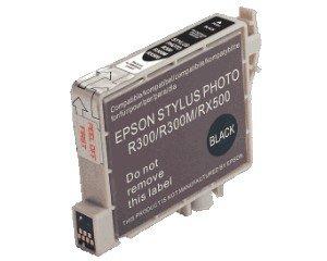 Druckerpatrone Kompatibel zu Epson T0481, C13T04814010 schwarz