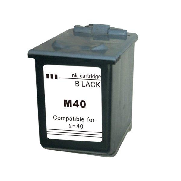 Druckerpatrone Kompatibel zu Samsung M-40 INKM40ROW schwarz