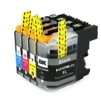 Druckerpatrone Multipack Kompatibel zu Brother LC-127 XL...