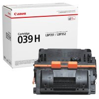 Toner Original Canon 039H (0288 C 001) schwarz