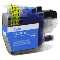 Druckerpatrone Kompatibel zu Brother LC-3213 C cyan